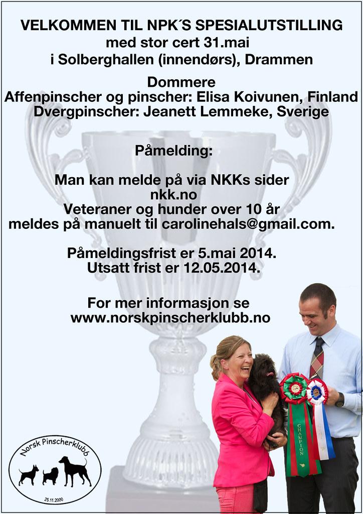 Norsk Pinscherklubbs spesialutstilling 31.mai 2014 13831023085_e53629e1cb_b