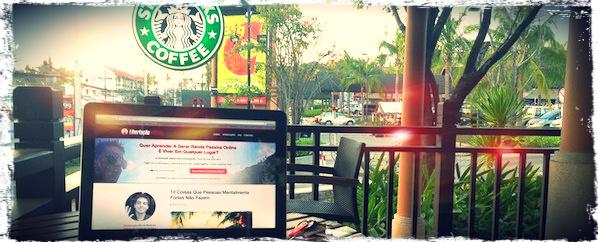 Starbucks, Bo Phut, Koh Samui, Tailândia