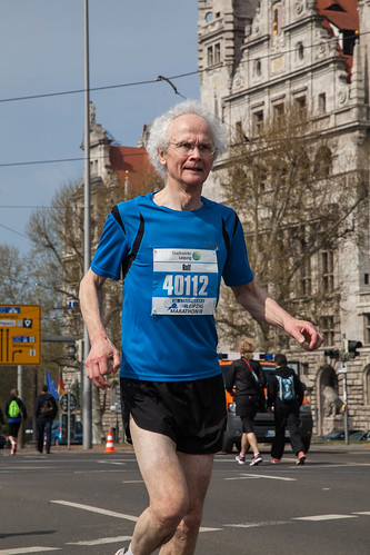 38. Stadtwerke Leipzig Marathon