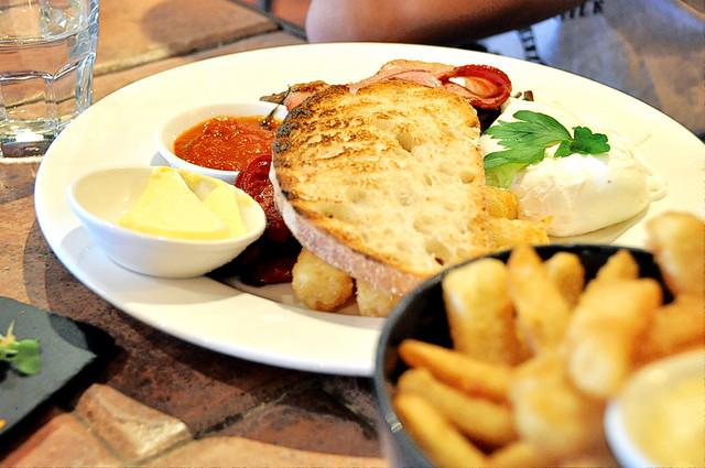 InSitu Cafe Manly: Big Breakfast