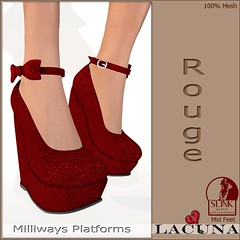 Milliways Platform Rouge