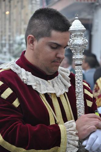 AionSur 13929141782_348f746a19_d Esperanza y Santo Entierro, corazones divididos en estaciones de penitencia que se unen Cultura Semana Santa