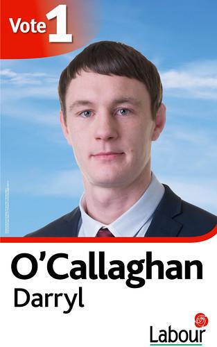 Darryl o'Callaghan