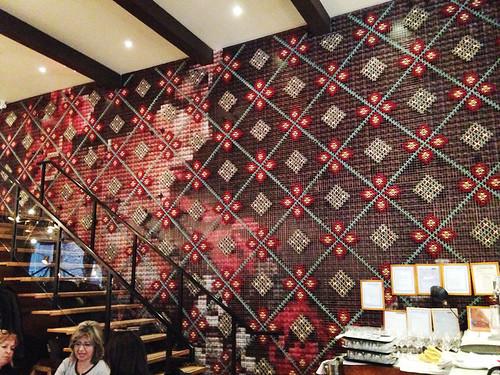 Patria Restaurant - installation