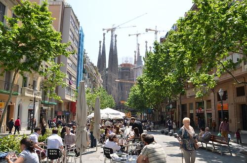 Av. de Gaudi