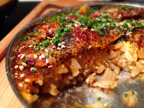 Uni Dynamite Rice Bow, Roy Choi's POT Restaurant