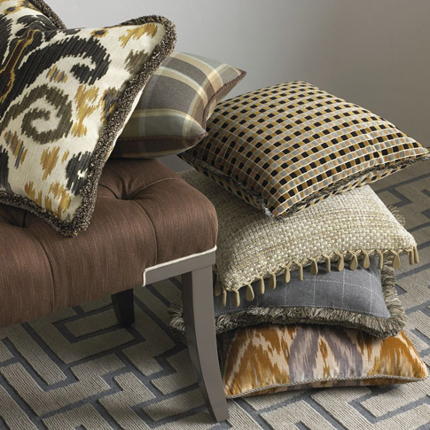 Let's Plunge into Pattern - Home Decor - Living After Midnite