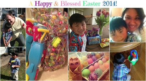 Happy Monday! Easter Weekend Recap 4/18 -4/20