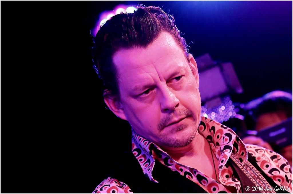 Ian Siegal Band @ North Sea Jazz club 17.04.14