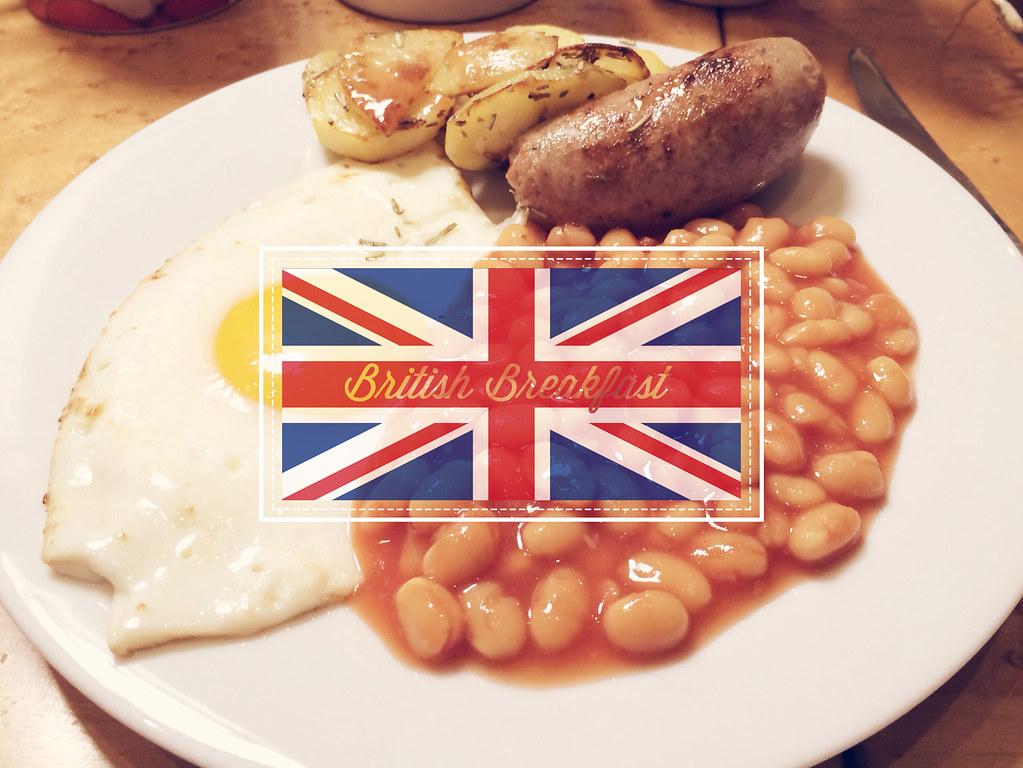 zwergenprinzessin kocht: british breakfast