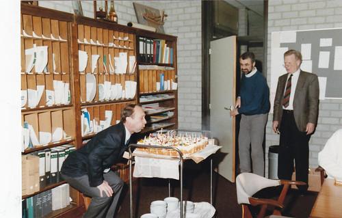 Arnold Wintjes 50 jaar