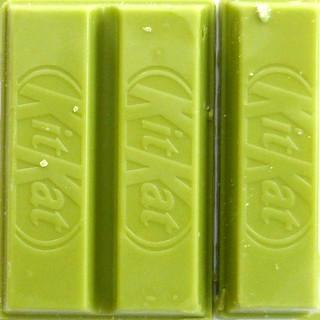 Green Kit-Kat