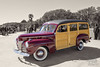 1941 Ford Super DeLuxe Station Wagon at Amelia Island 2014