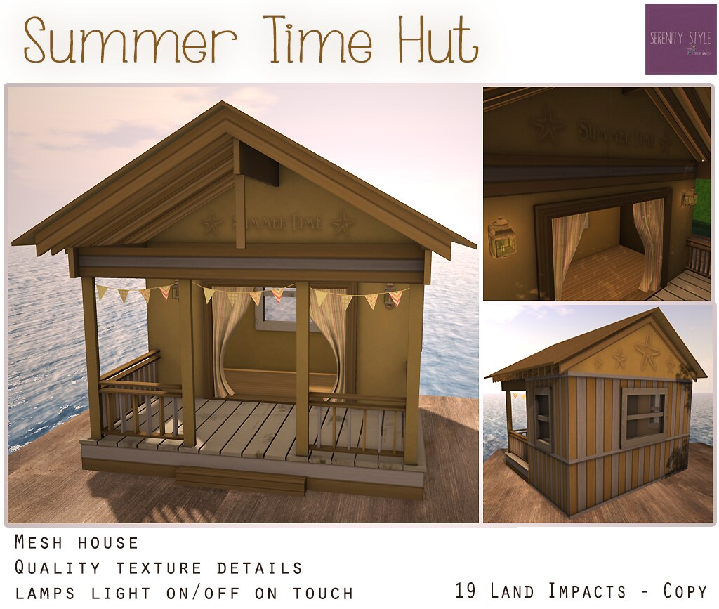 Summer Time Hut