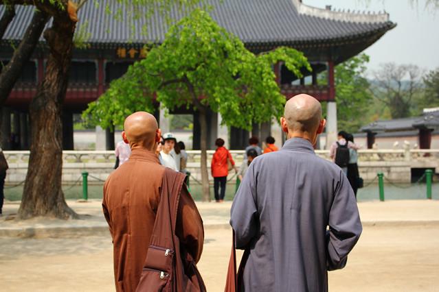 Monks - Seoul