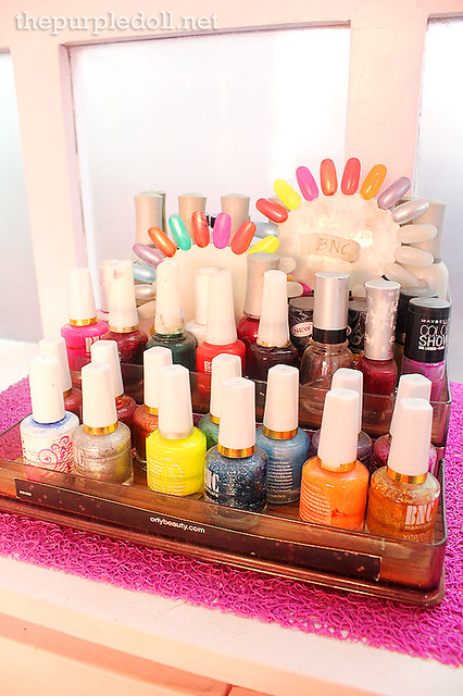 Nail Polishes at Duchess Lash Bar & Spa