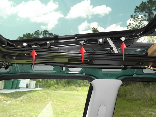 Sunroof Shade Removal Write Up With Pics Jeepforum Com Rh Jeepforum Com  2000 Jeep Cherokee Wiring Diagram 1994 Jeep Cherokee Parts Diagram