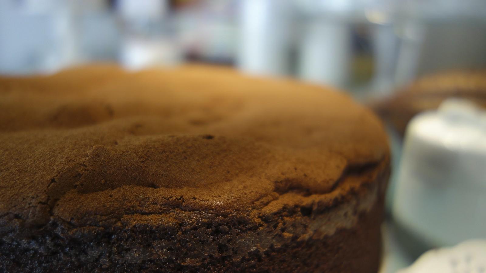 法芙娜巧克力蛋糕 Valrhona Chocolate Cake