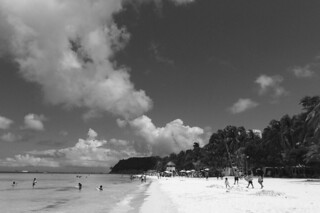 Boracay - Looking north