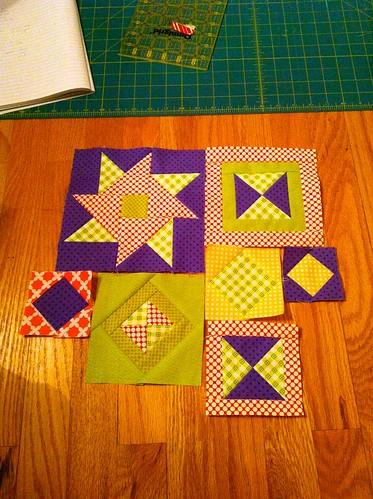 May blocks for Gypsy Wife