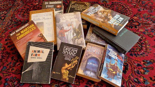 Science Fiction and Fantasy Books