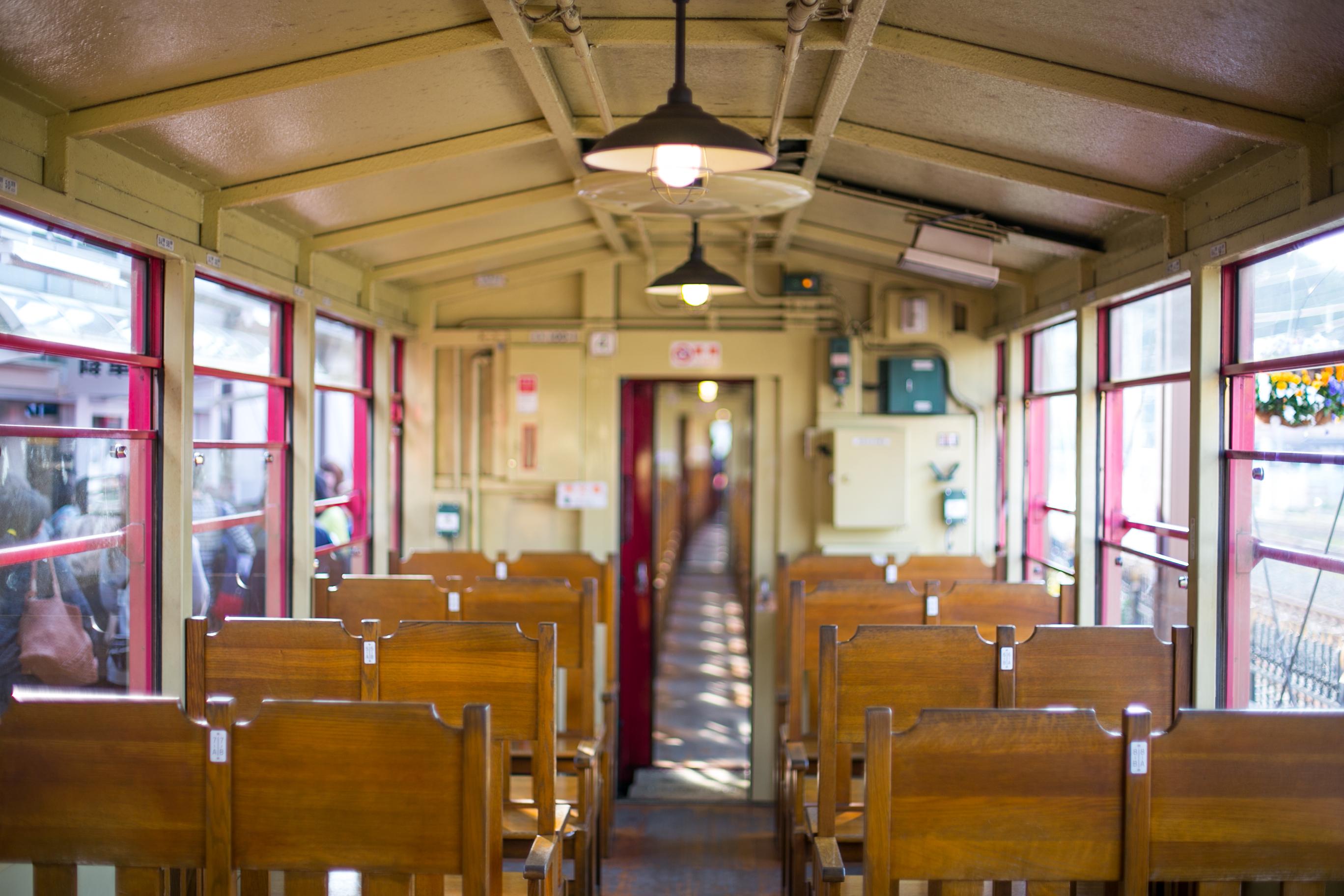 Sagano Scenic Railway