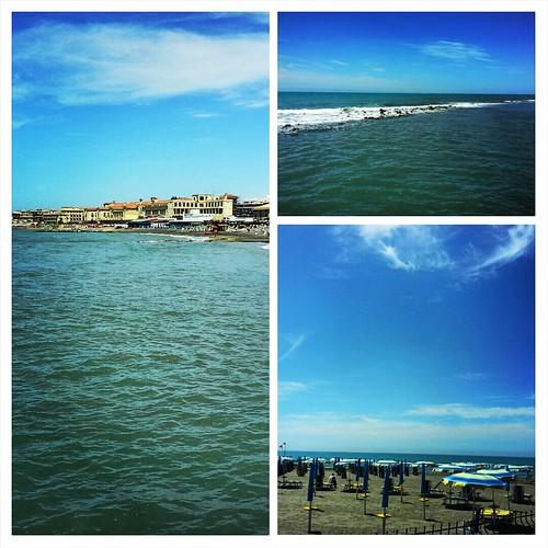 Ostia, il primo mare 2014