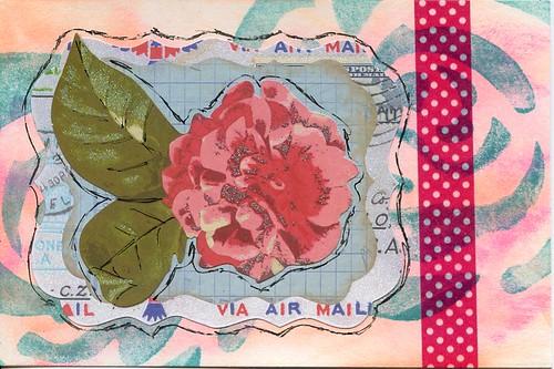 iHanna Postcard Swap 2014