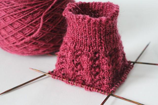 Little Shells Socks