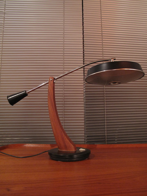 El Pendulo Fase Lamp