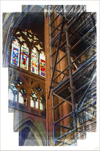 Ascending the Heights in Bayonne Cathedral