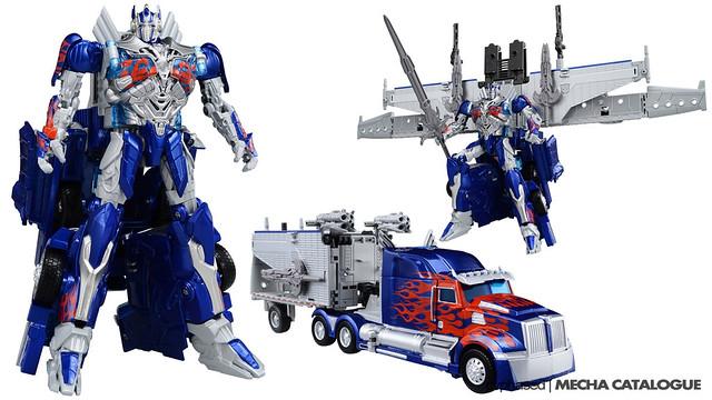 TRANSFORMERS Lost Age (Age of Extinction) - Battle Command Optimus Prime