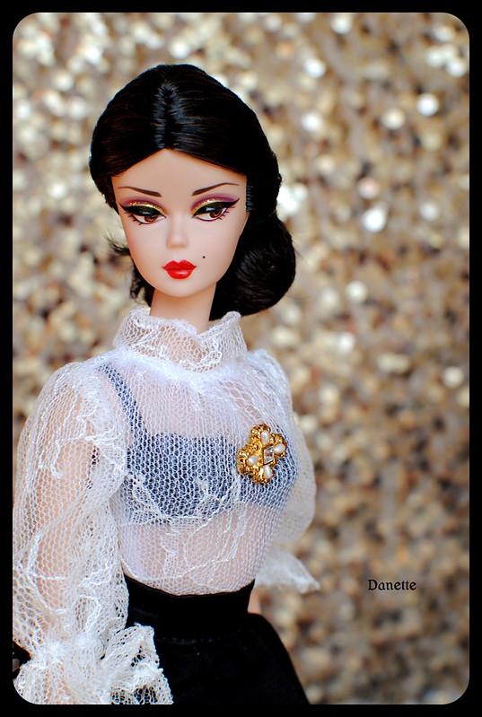 Silkstone Barbie Dulcissima