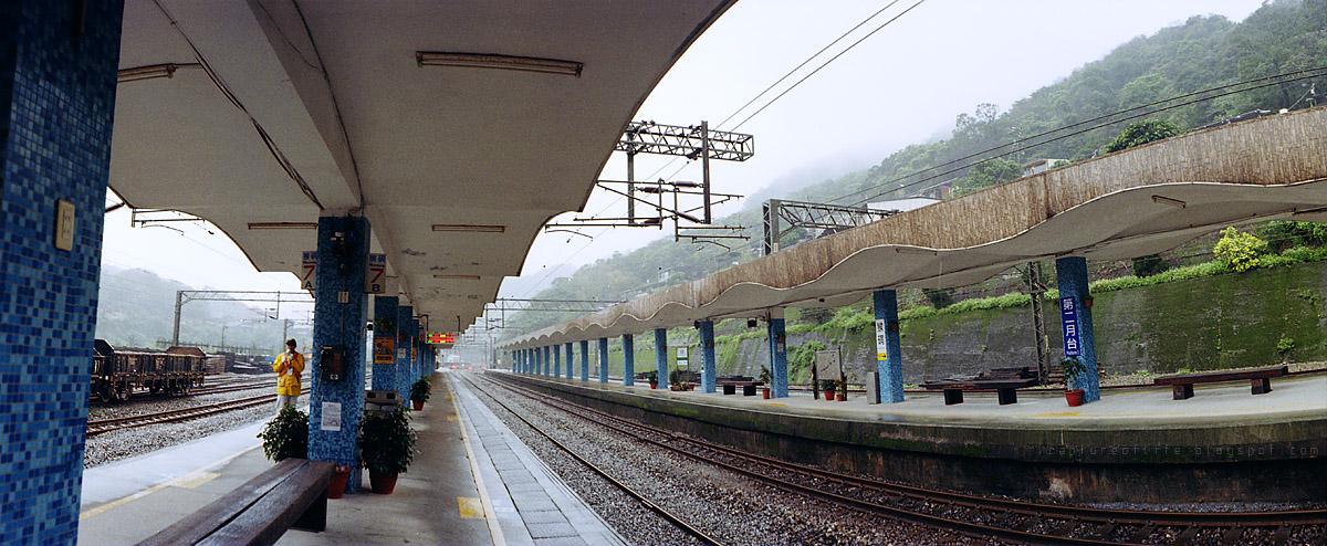 Taiwan Trip 2014--猴硐