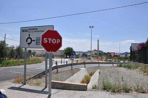 AionSur 14171209868_4bb29b996f_d Fomento dice que la carretera Arahal-Morón se arreglará cuando esté terminado un nuevo proyecto si hay disponibilidad presupuestaria Provincia Sociedad  Carretera Arahal Moron