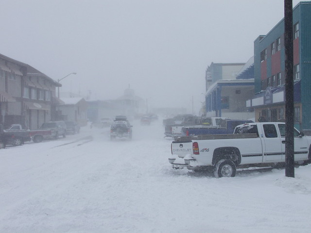 Downtown Inuvik