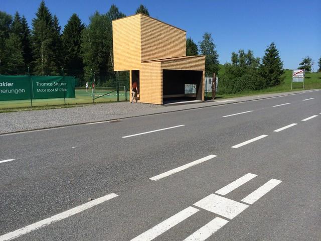 BUS:STOPs Krumbach Sami Rintala, Dagur Eggertsson und Vibeke Jenssen 1