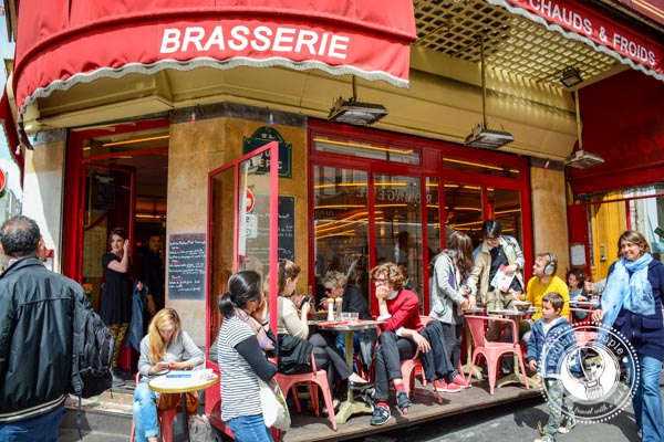 Culinary Tours of Paris: A Montmartre Moveable Feast - Amelie