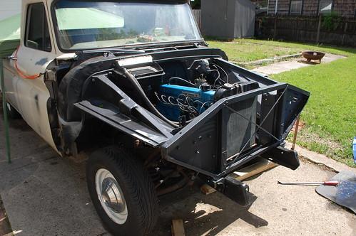 1964 Chevrolet C10 Base Longbed Improbable Garage