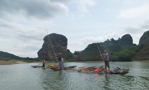 Jiangxi-Longhu Shan-3 Radeau (50)