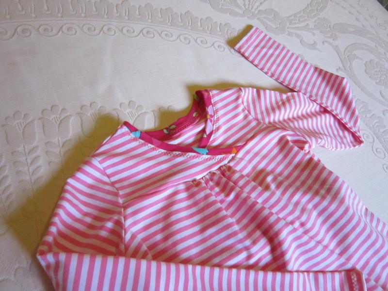 pyjamas for Clare - Oliver + S Hopscotch top
