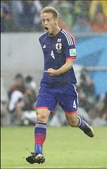 [W杯C組]日本、コートジボワールに逆転負け~本田ゴールで先制も後半立て続けに失点(Yahoo! W杯特集) - ブラジルワールドカップ特集 - スポーツナビ2