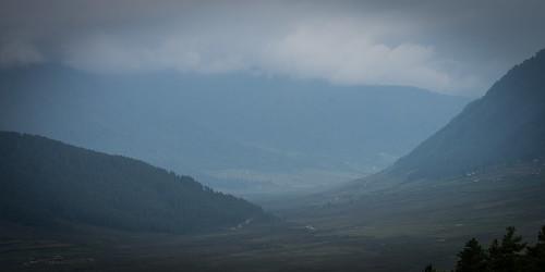 Phobjhikha Valley