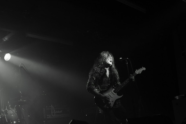 O.E. Gallagher live at 獅子王, Tokyo, 19 May 2014. 121