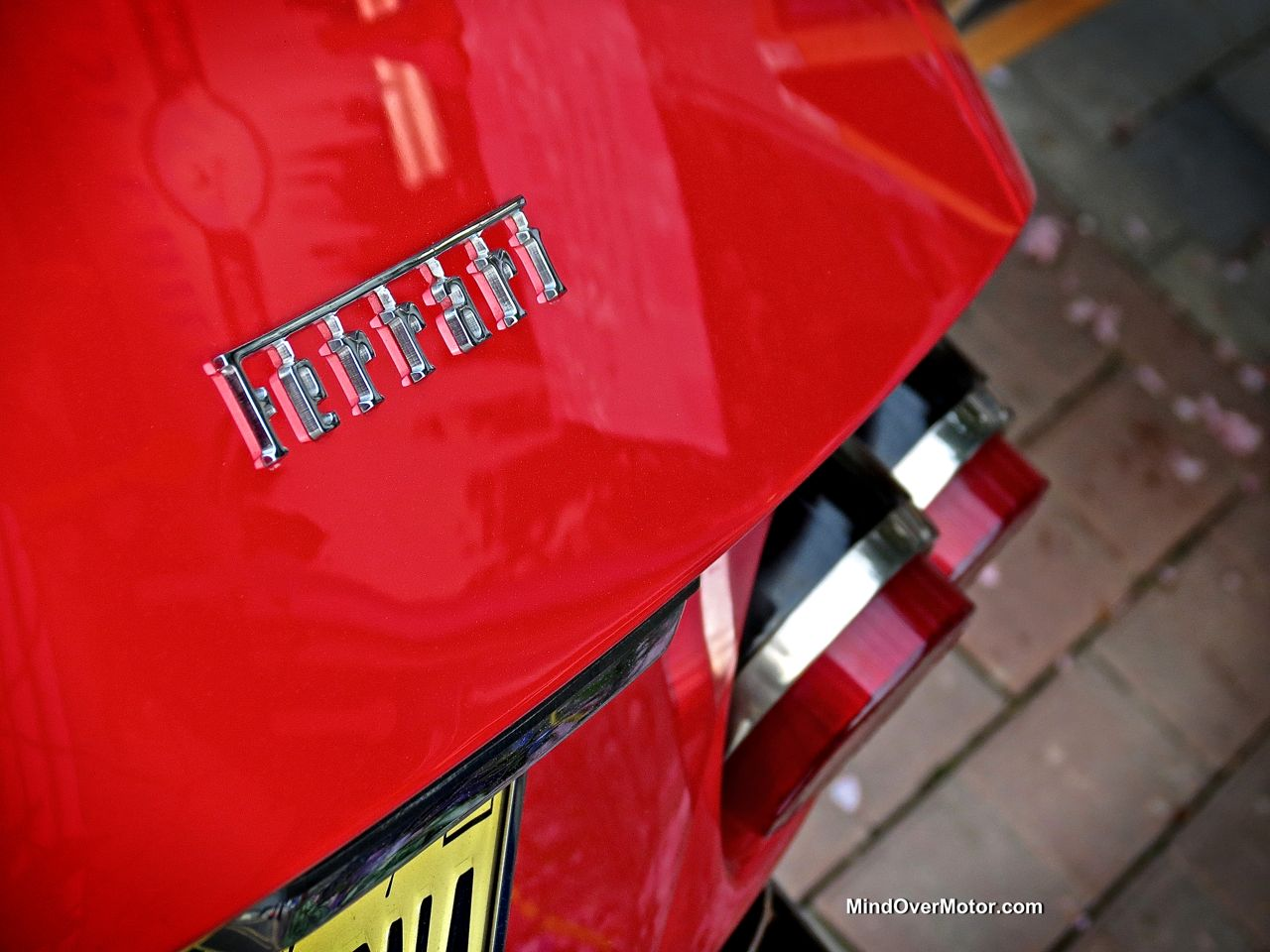 Ferrari 365 Daytona Tail Lights