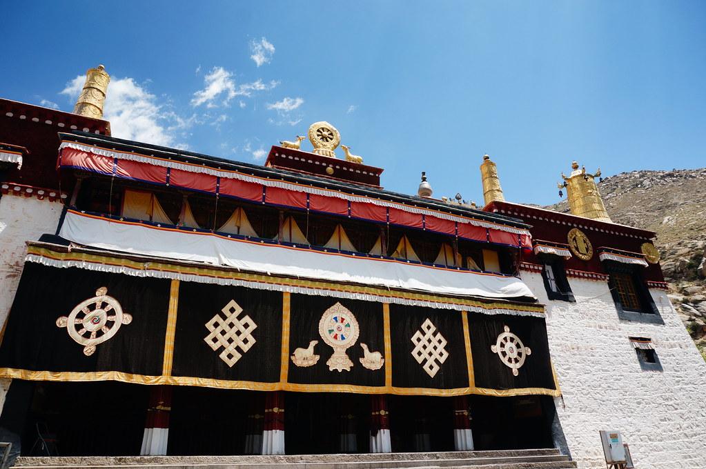 The Great Assembly Hall, Sera Monastery