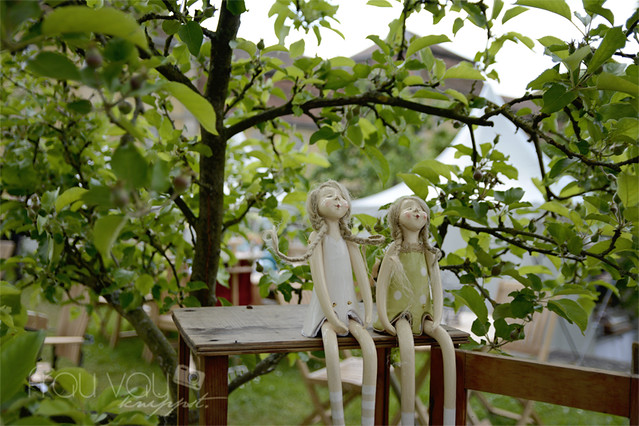 Fürstliches Gartenfest Schloß Fasanerie 2014