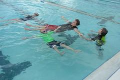 Worlds Largest Swim Lesson