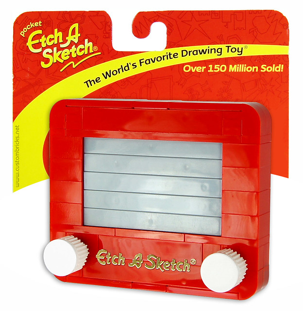 Flashback Friday: Etch A Sketch