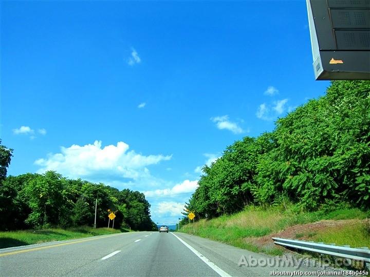 Breezewood Alleghenies And Susquehanna Valley